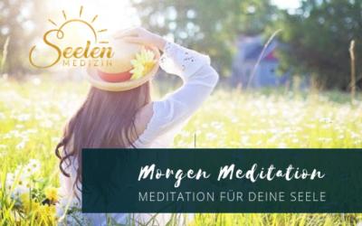 Morgenmeditation – warum ich den Tag mit einem Lächeln starte