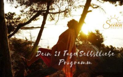 Das 21 Tage Selbstliebeprogramm